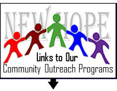 New Hope Moravian Church Community Outreach Programs